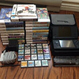 DSI FOR SALE WITH 19 GAMES AND MORE