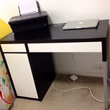 Micke IKEA desk  Little Bay Eastern Suburbs Preview