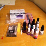 $40 All you need to gel nail for yourself $40