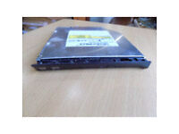 Laptop dvd rewriter