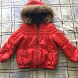 Two-side full-jacket Souris Mini size 3-4 years old for girl