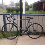 Reiker road bike for sale Darling Heights Toowoomba City Preview