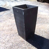 Large black pot Penrith Penrith Area Preview