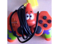 Patrick playstation 2 controller