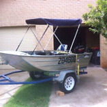 Stessl Vagabond 3 metre tinny Wynnum Brisbane South East Preview
