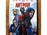 ANT MAN DVD WATCHED ONCE