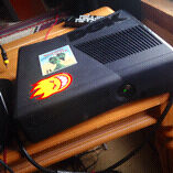 Xbox 360 with 2 controllers 250 GB