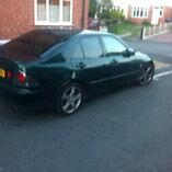 Lexus IS200 52plate £650