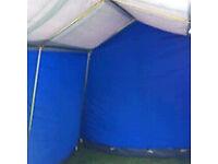 Frame tent 3 berth