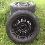 "14"" Rims and Tyres x4 Stanthorpe Southern Downs Preview"