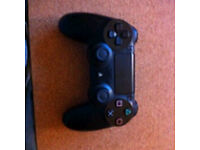 PS4 Controller all it needs is a 12 pin cable great deal :)