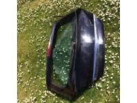 Astra h 2007 5 door tailgate boot lid in black vgc 07594145438