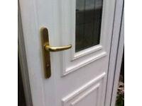 PVC Frame + Door