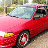1994 Ford Escort GT 5speed