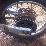 2 working drz 125 one a drz125 l special black 3000 Obo