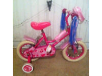Sweetie Girls Bike