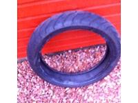 Pirelli angel front bike tyre