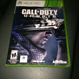 CALL OF DUTY GHOSTS!!! Xbox 360!!!