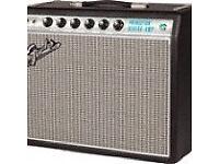 Fender Princeton 68 Custom Reverb as new