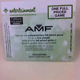 3x amf bowling vouchers  Sydney City Inner Sydney Preview