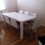 Dining setting Newport Pittwater Area Preview