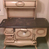 Belanger wood cooking stove