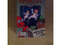Fururama season 2 box set