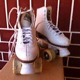 Girls retro rollerskates Inglewood Stirling Area Preview
