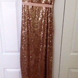 BCBG prom dress