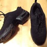 Bloch dance shoes-ladies 8.5