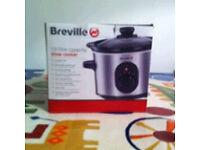 Brevile slow cooker