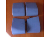 Ford escort rs jacking point covers