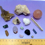 Crystal, gemstone, mineral collection part 1 Forestville Warringah Area Preview