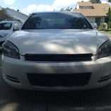 2006 Chevrolet Impala Police Package