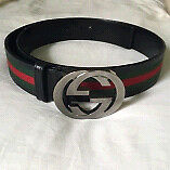 Gucci belt réal