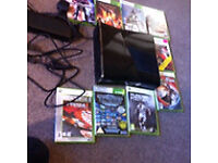 Xbox 360 with 10 amazing games