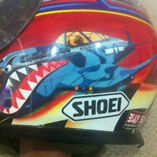 SHOEI TROY LEE Flinders View Ipswich City Preview