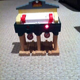 Thomas & friends deluxe over the track signal