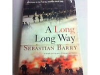 A Long Long Way by Sebastian Barry