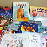 Girly book lot - all excellent condition