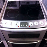 Electric zanussi cooker 60cm