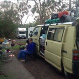 Campervan equipment.  Queenscliff Manly Area Preview