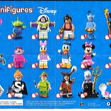 Looking for Lego Disney Minifigures Maleficent and Captain Hook