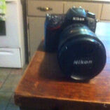 Nikon D7000 with extras