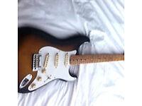 Fender Stratocaster Classic Player 60s reissue custom shop designed
