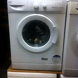 BEKO WHITE WASHER COMES WITH A FULL WORKING STORE WARRANTY