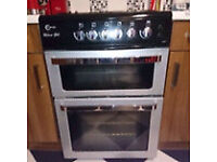 ^^^WANTED^^ silver or black /crome /60cm gas cooker (please read ad )