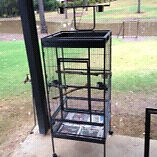 Large bird cage  Pine Mountain Ipswich City Preview
