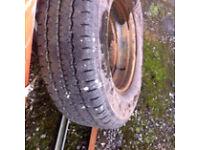 Tyres 225/75 16 HANKOOK