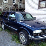 2002 Blazer for parts